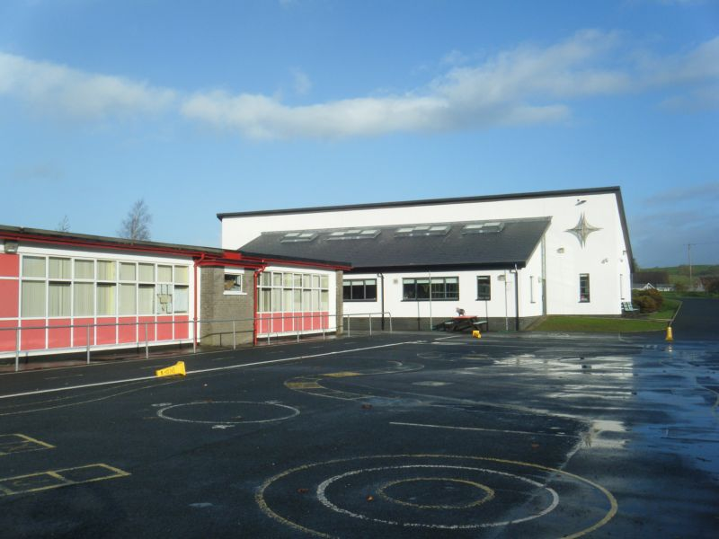 Main School and New Extension
